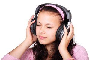 On-Ear-Kopfhoerer Tragekomfort guter Klang