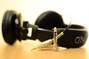 On-Ear-Kopfhoerer für gute Musik