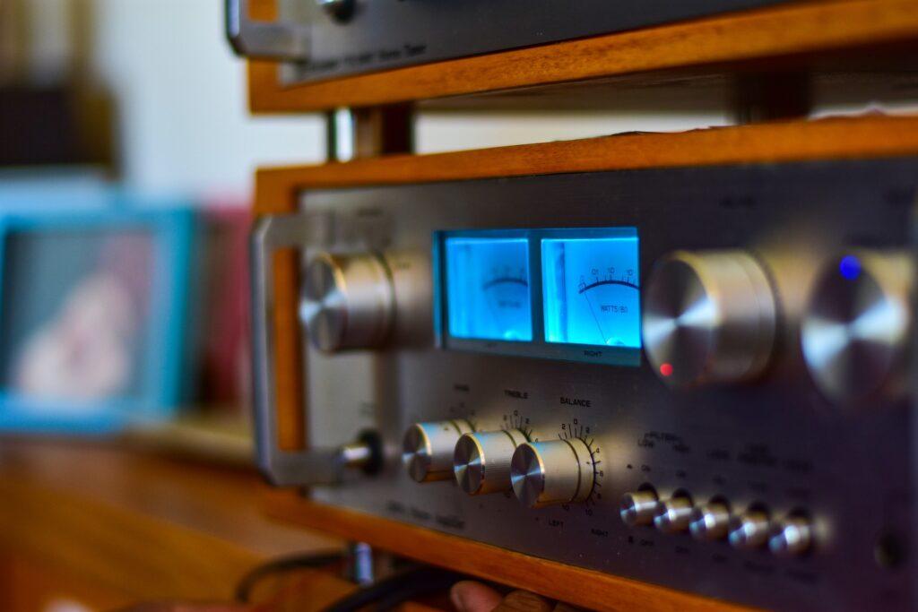 Stereoanlage Titelbild